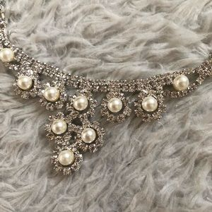 Jewelry - Princess necklace and earrings set